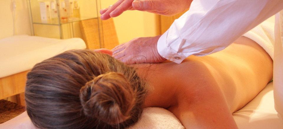 Każda kobieta lubi masaż