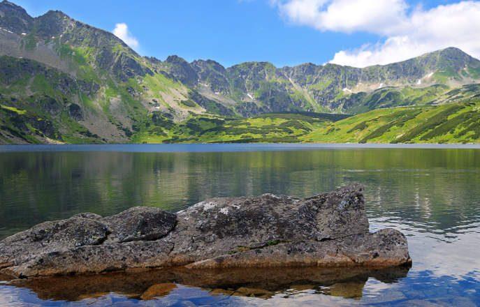 Tatry - początki turystyki